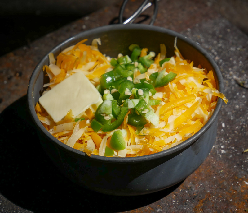 Jalabeerno Cheese Dip